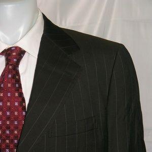 Brioni Traiano Hand Tailored Three Button Blazer